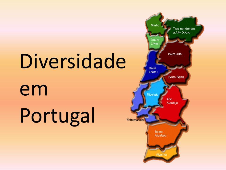 Diversidade em Portugal