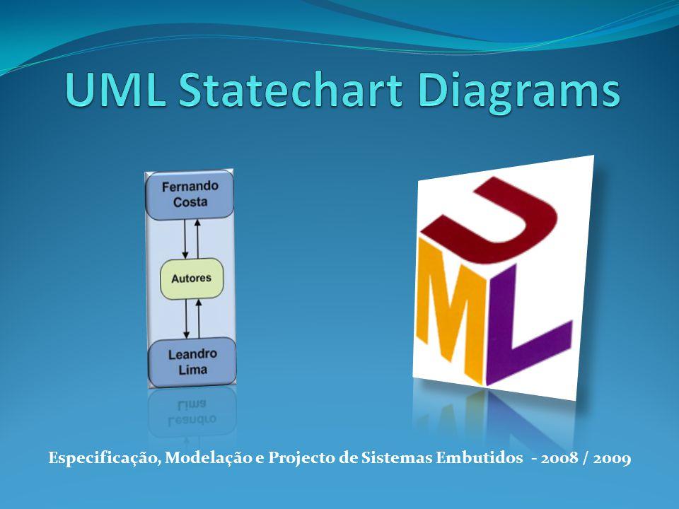 Especificação, Modelação e Projecto de Sistemas Embutidos - 2008 / 2009