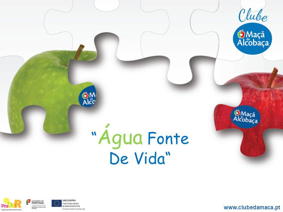 """"""" Água Fonte De Vida"""" www.clubedamaca.pt"""