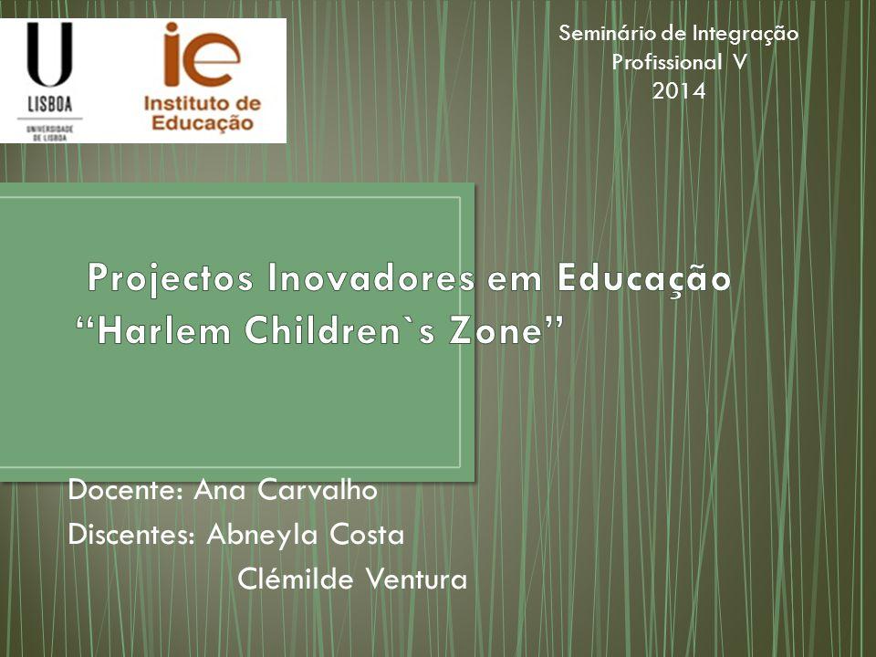 Docente: Ana Carvalho Discentes: Abneyla Costa Clémilde Ventura Seminário de Integração Profissional V 2014
