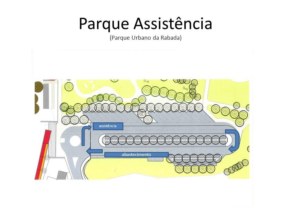 Parque Assistência (Parque Urbano da Rabada) Assistência assistência abastecimento