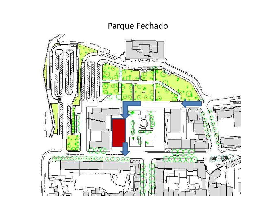 Parque Fechado