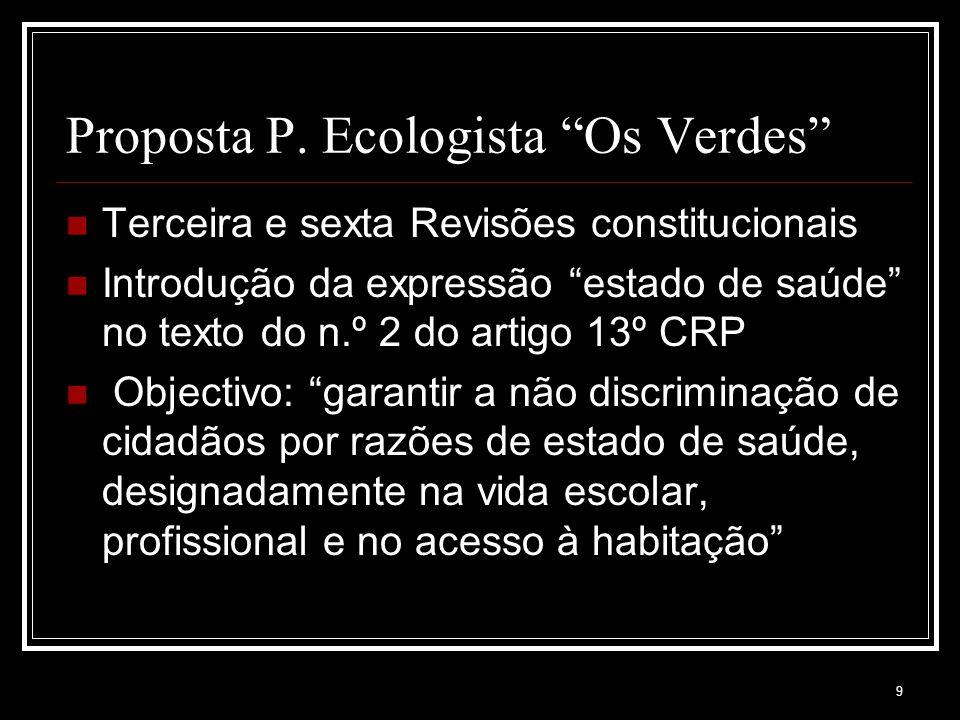 9 Proposta P.