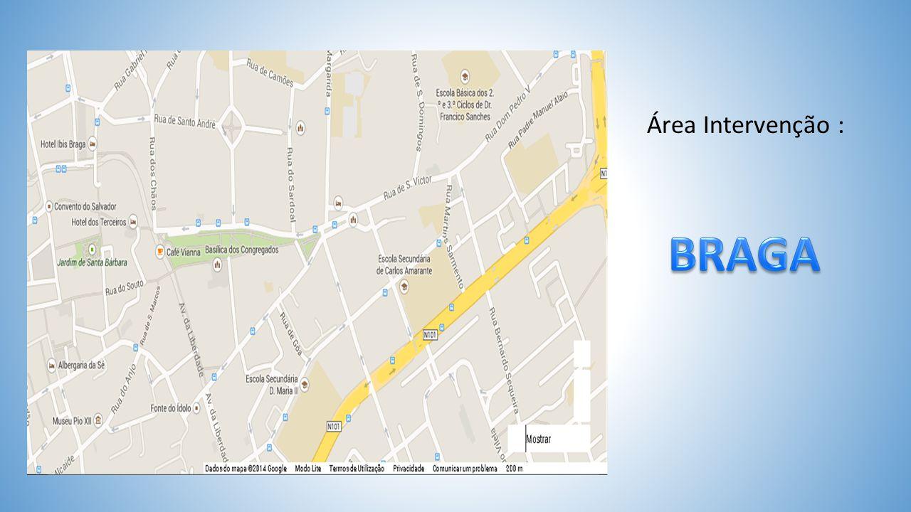 Localização: Rua de S.