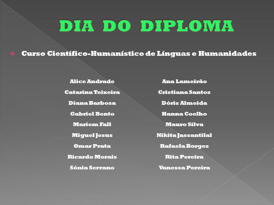  Curso Científico-Humanístico de Artes Visuais Ana Costa Diogo Ferreira Eduardo Gonçalves