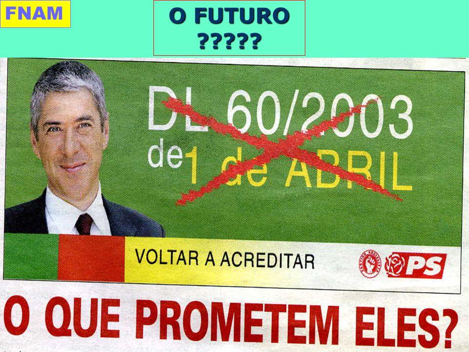 O FUTURO FNAM