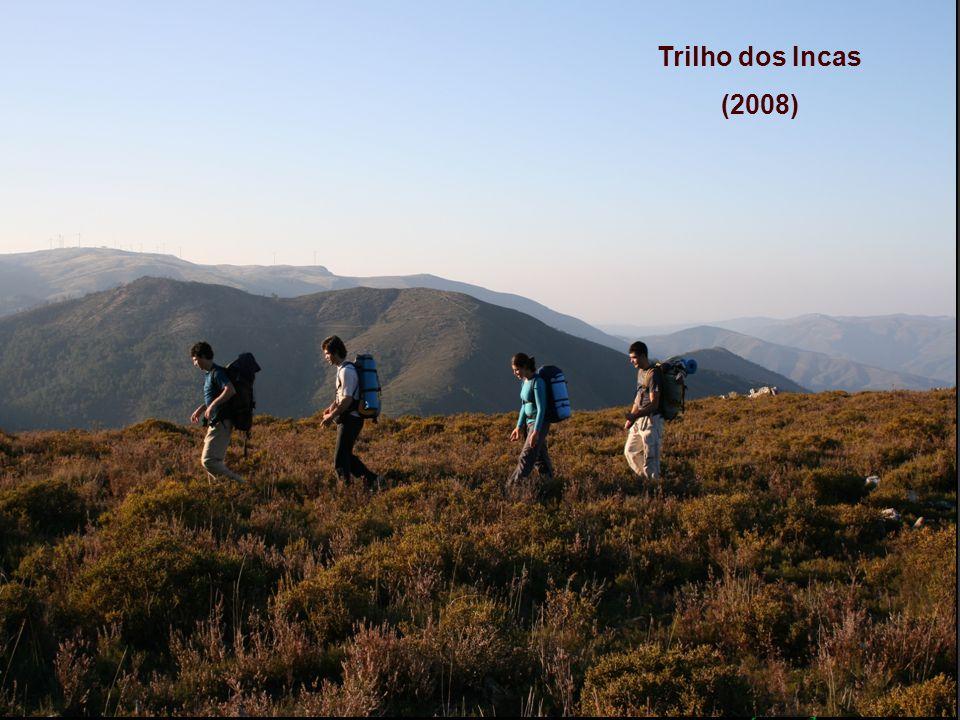 Montanhismo: Trilho dos Incas (2008)