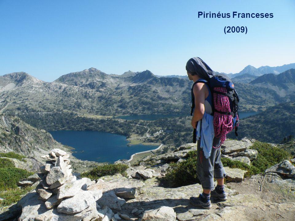Montanhismo: Pirinéus Franceses (2009)