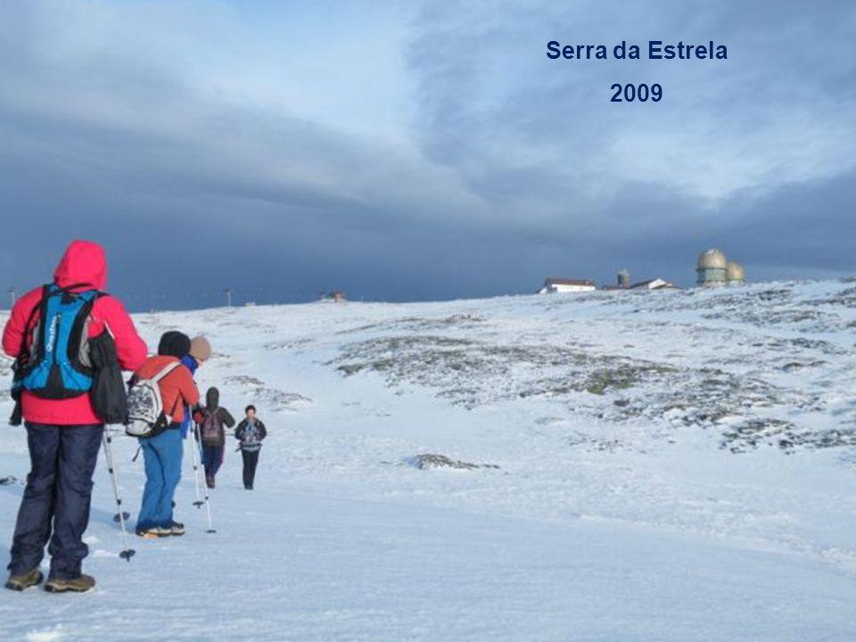Alpinismo: Serra da Estrela 2009