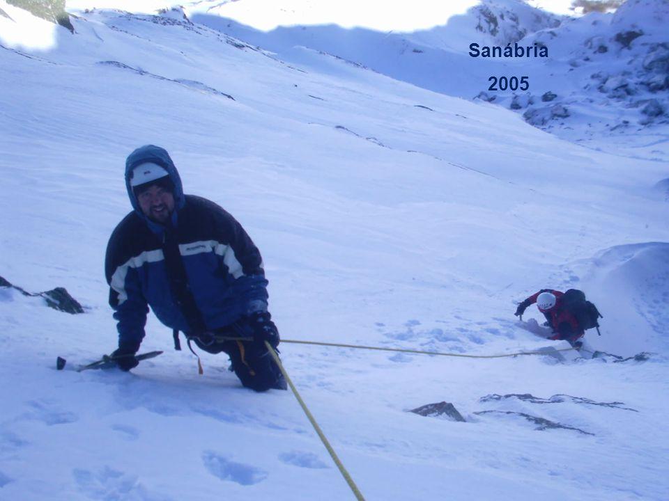 Alpinismo: Serra da Estrela 2009 Sanábria 2005