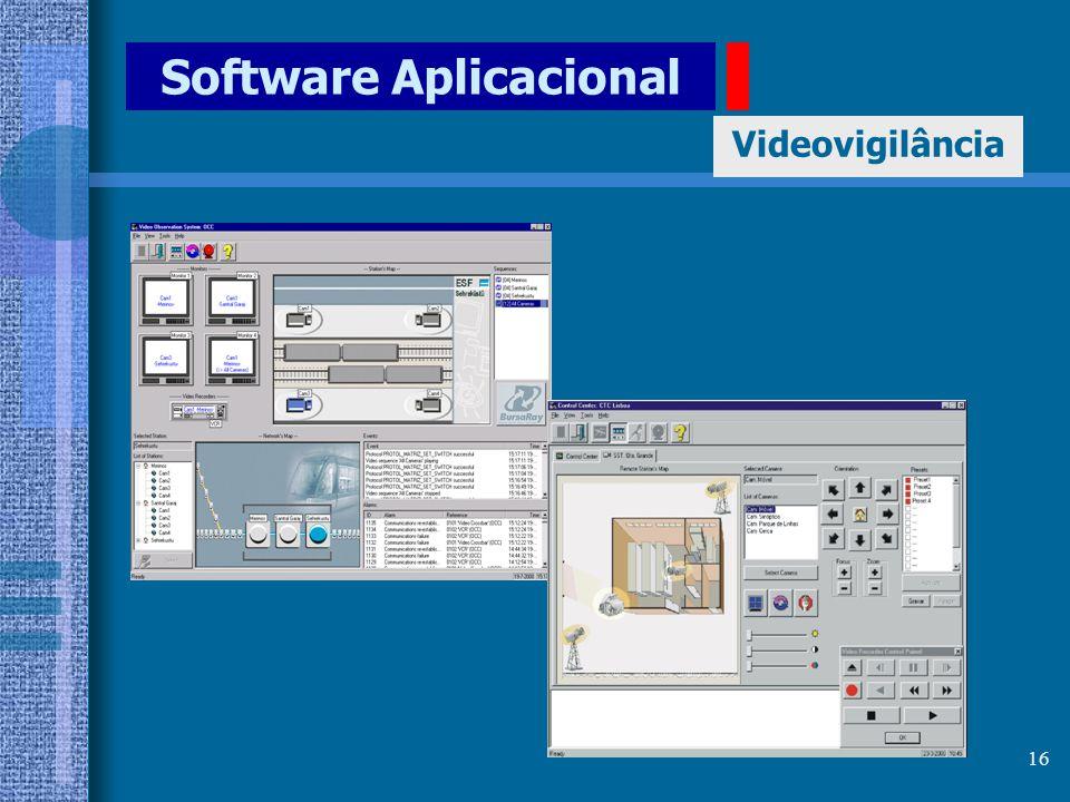 15 Software Aplicacional Informação ao Público