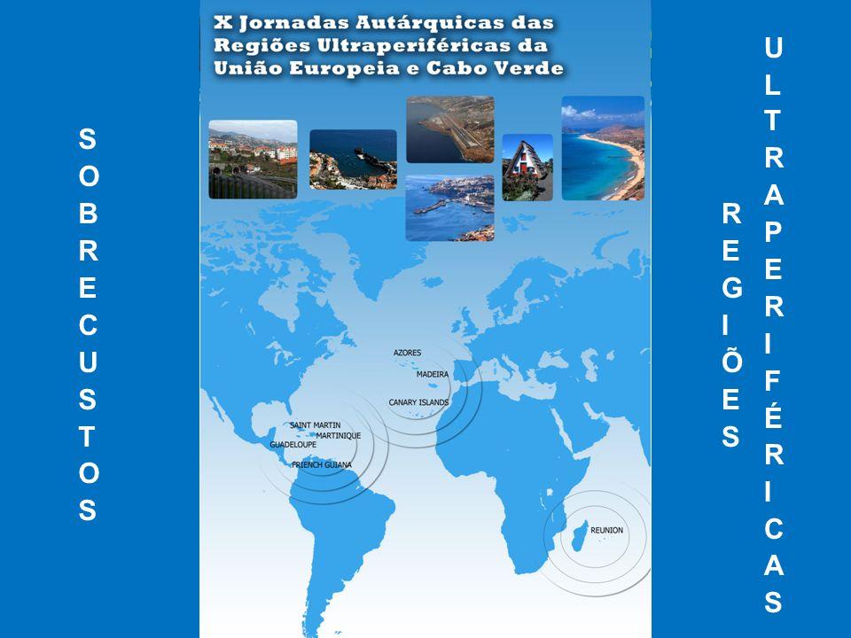 UNIÃO EUROPEIA Fundo Europeu de Desenvolvimento Regional Índice A.Sobrecustos das RUP B.Ação Integrada do IDE-RAM 2007-2013 C.SI Funcionamento