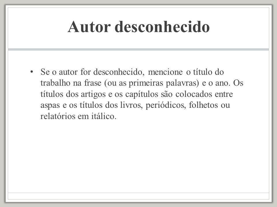 Capítulo de livro Com 2 organizadores Ribeiro, A.(2009).
