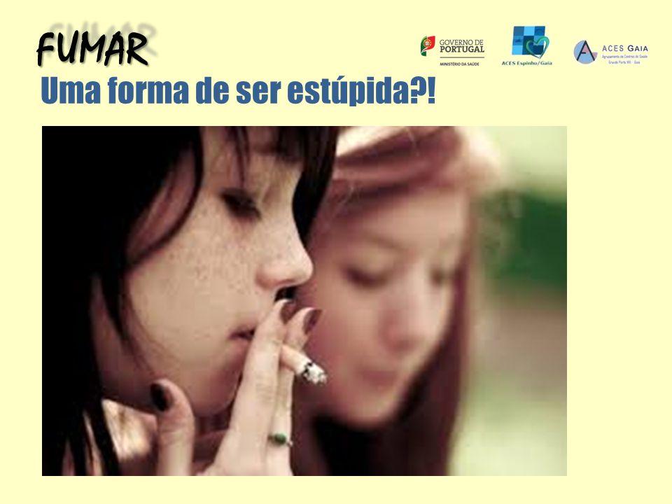 Os fumadores morrem mais jovens…  Cancro do pulmão  Enfarte cardíaco  Cancro da laringe  Cancro do estomago  Cancro da bexiga  Cancro do pâncreas