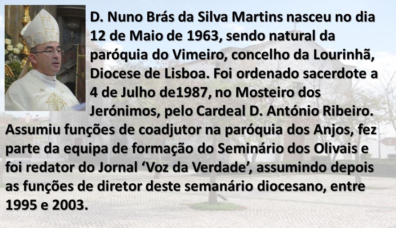 Exerceu funções de docente na Universidade Católica de Lisboa e foi consultor eclesiástico do Conselho Presbiteral, tendo feito também parte da Comissão Diocesana do Diaconado Permanente.