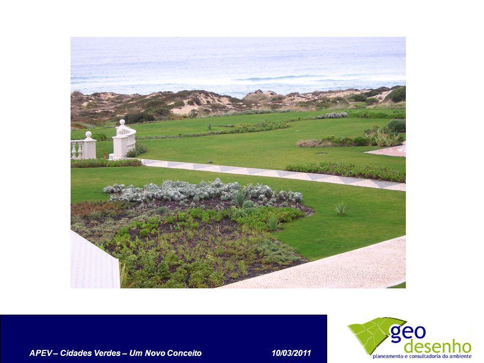 APEV – Cidades Verdes – Um Novo Conceito10/03/2011