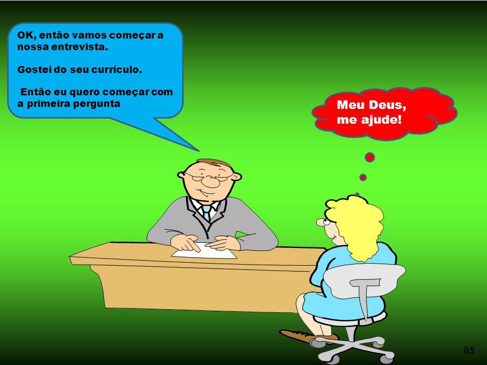 A apresentação está em gravada de forma que se pode adicionar novas repostas dos visitantes do site Administradores; http://www.administradores.com.br
