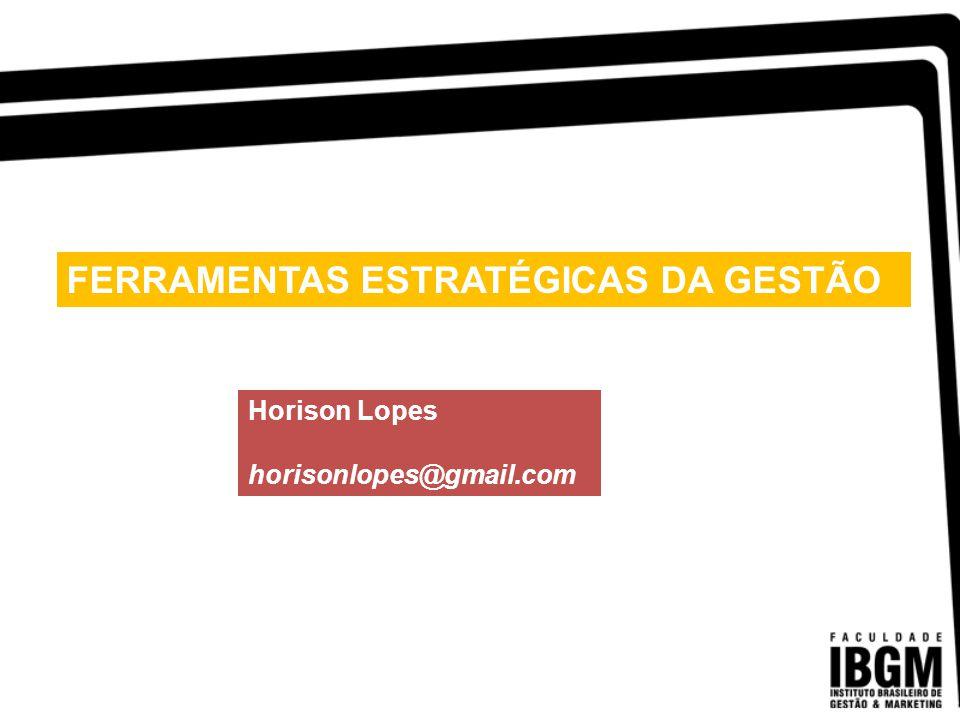 FERRAMENTAS ESTRATÉGICAS DA GESTÃO EMENTÁRIO PARTE IINTRODUÇÃO AO ESTUDO DA ADMINISTRAÇÃO 1.
