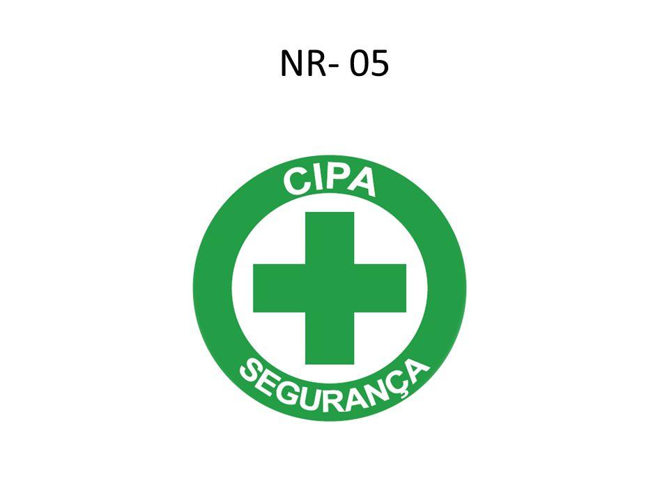 CIPA- NR 05 C OMISSÃO I NTERNA DE P REVENÇÃO DE A CIDENTES C1