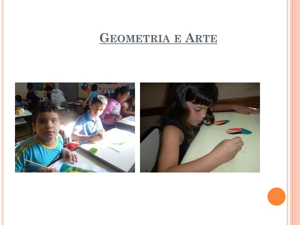 G EOMETRIA E A RTE