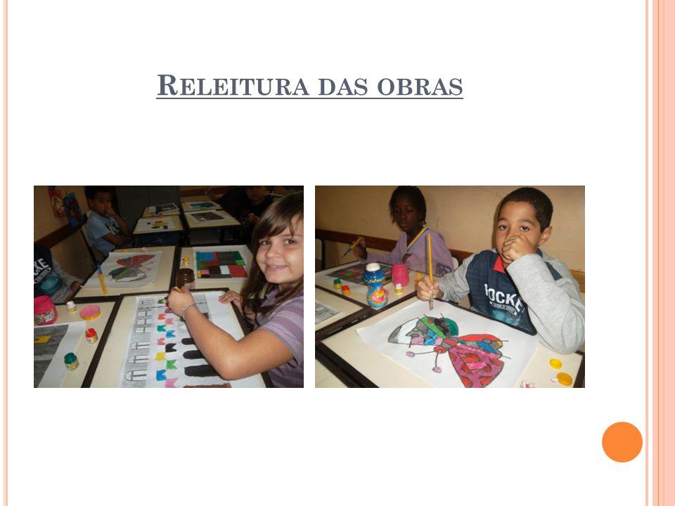 R ELEITURA DAS OBRAS