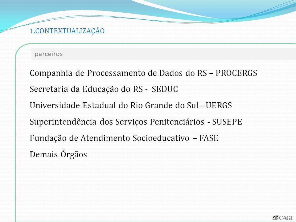 4. APLICAÇÃO DO SISTEMA CUSTOS-RS