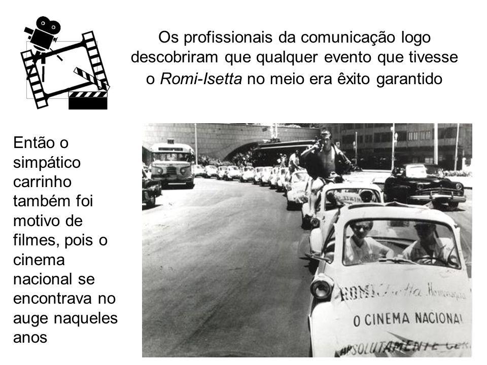 A primeira unidade do veículo produzida foi vendida para Porto Alegre RS