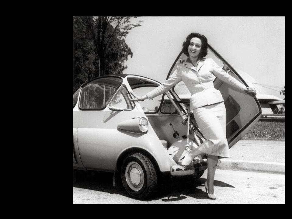 O Romi-Isetta entrou para a história automobilística do Brasil como pioneiro a Já naquela época chegou a ser um veículo produzido por um fabricante na