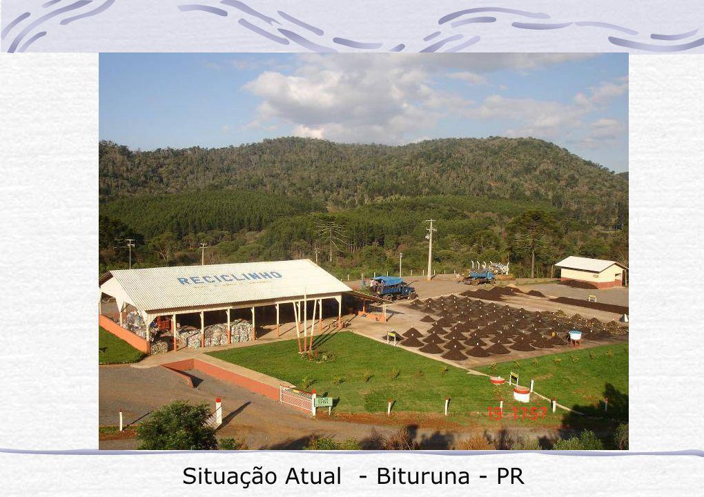 Situação Atual - Bituruna - PR
