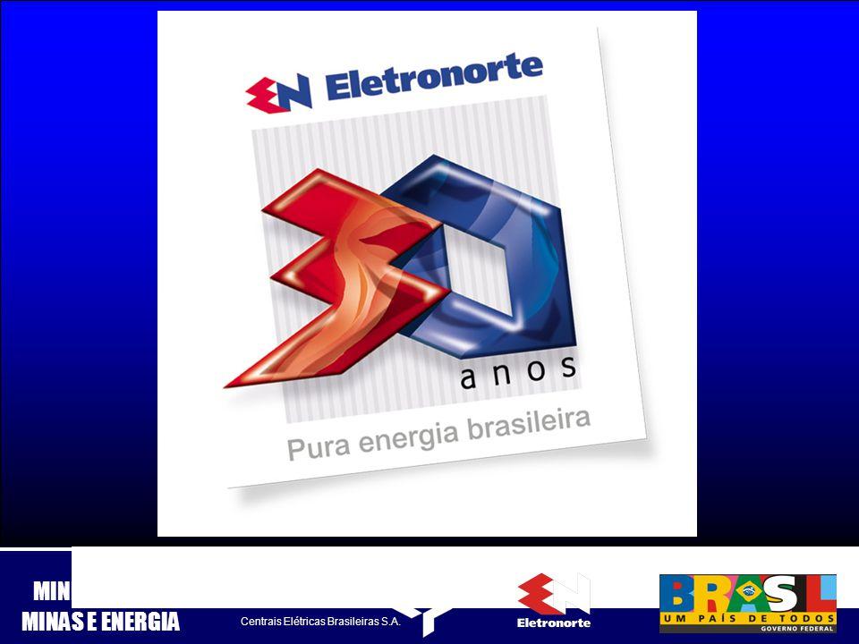 08/03/2006 Superintendência de Pesquisa e Desenvolvimento Tecnológico - TPD Apresentação no Workshop de P&D+I de Brasília MINISTÉRIO DE MINAS E ENERGIA Centrais Elétricas Brasileiras S.A.