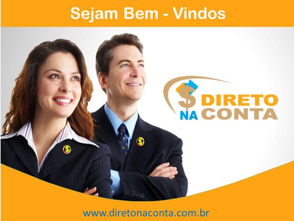 Sejam Bem - Vindos www.diretonaconta.com.br