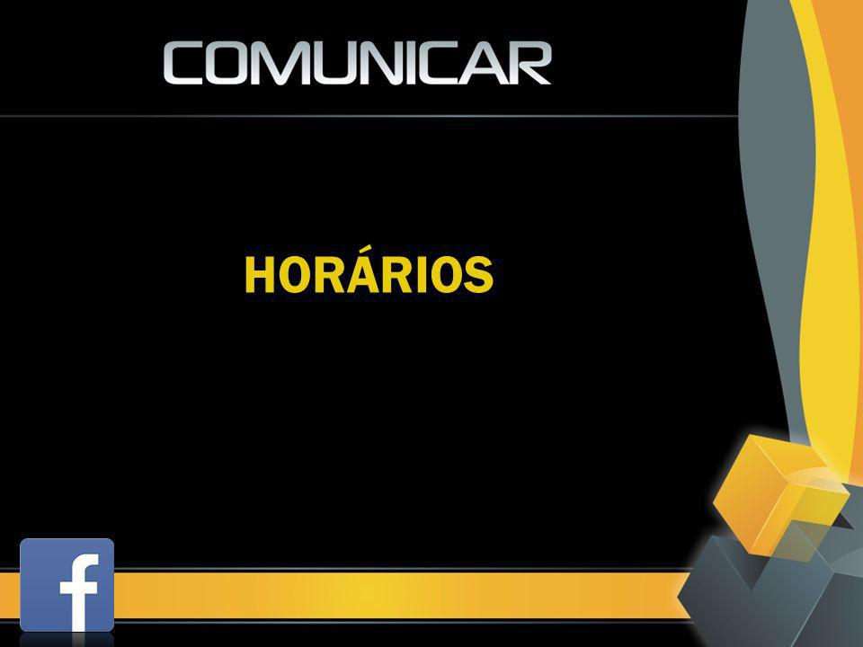 HORÁRIOS