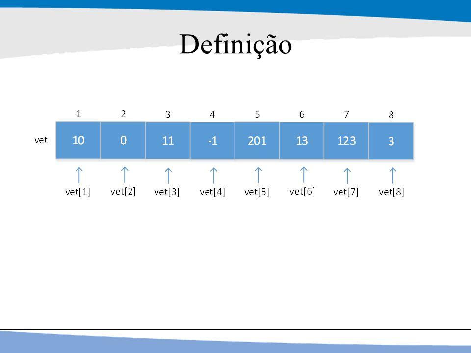 5 Definição