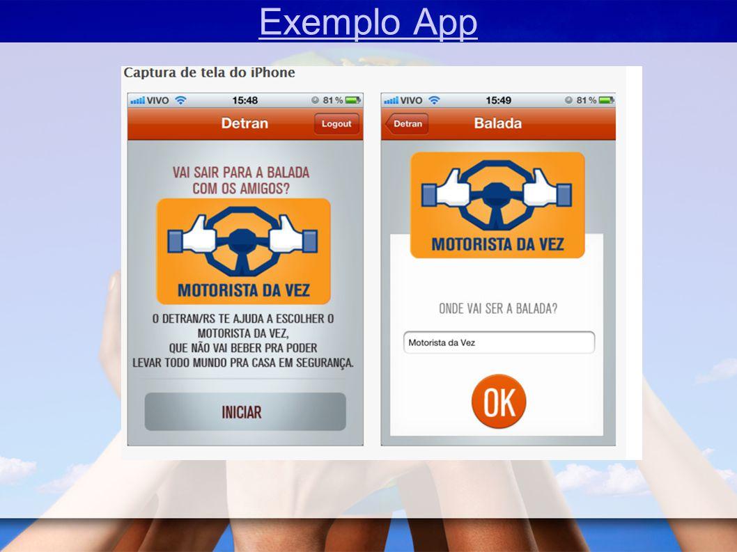 Exemplo App