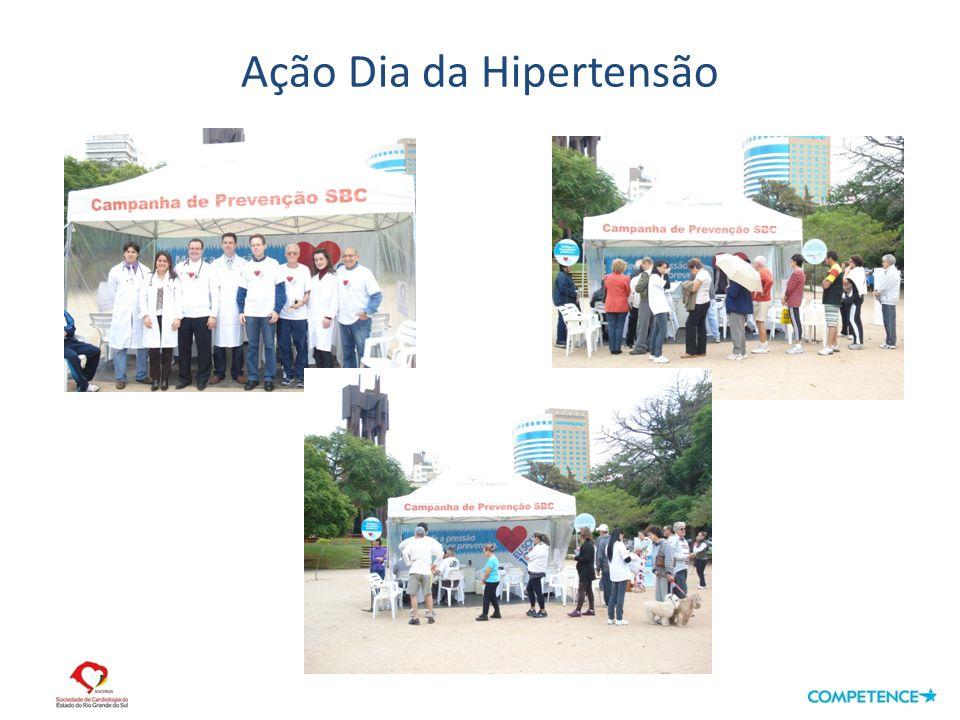 Ação Dia da Hipertensão