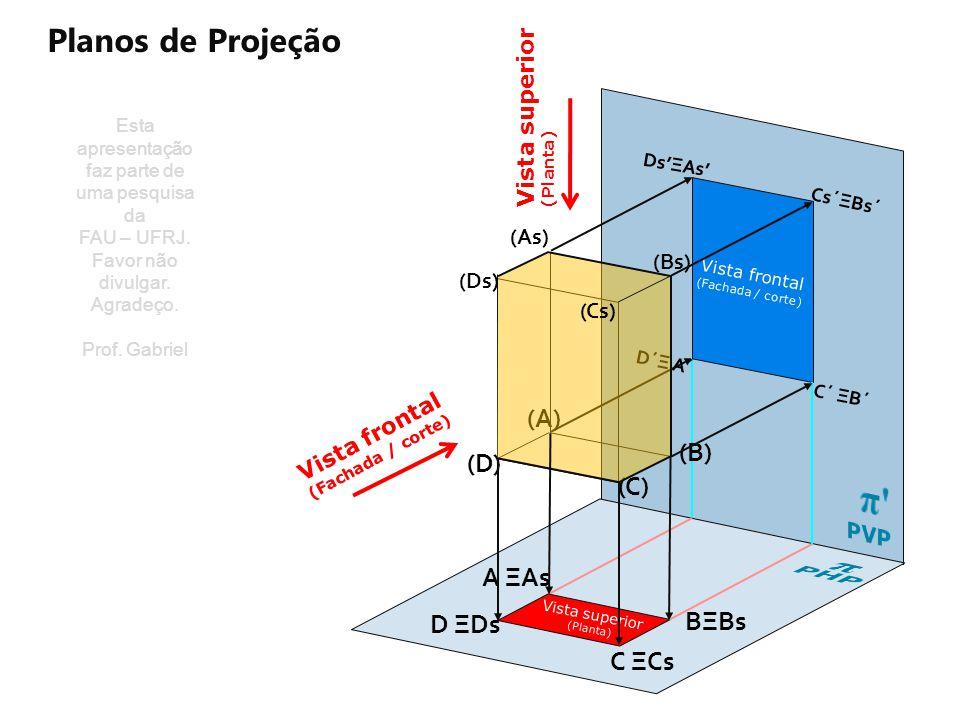 Rebatimento do PHP Esta apresentação faz parte de uma pesquisa da FAU – UFRJ.