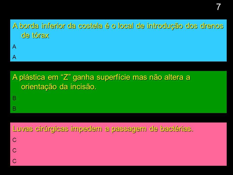 9 Parrè publicou o tratado De Humani Corpori Fabrica , fundamental para o desenvolvimento da cirurgia.