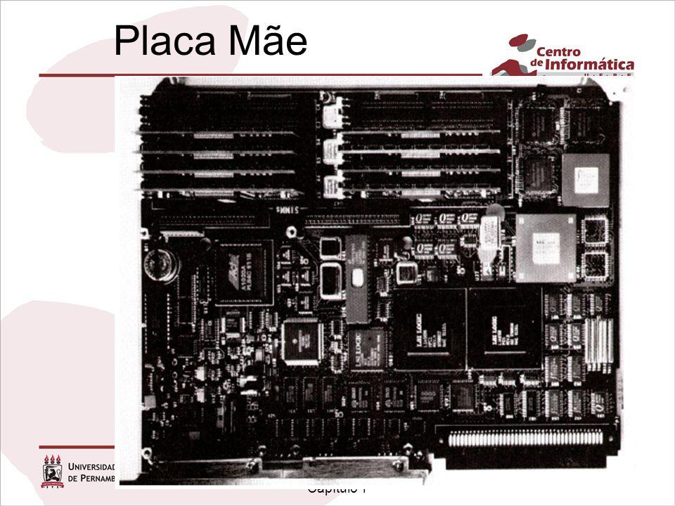Infra-estrutura de Hardware Capítulo 1 Placa Mãe