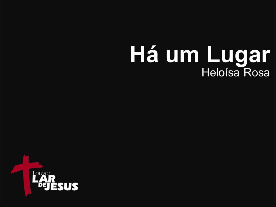 TU ÉS TUDO O QUE EU PRECISO, JESUS!