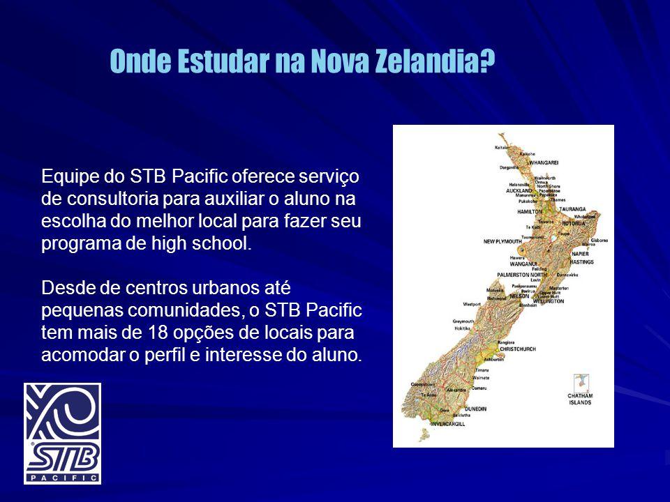 Equipe do STB Pacific oferece serviço de consultoria para auxiliar o aluno na escolha do melhor local para fazer seu programa de high school. Desde de