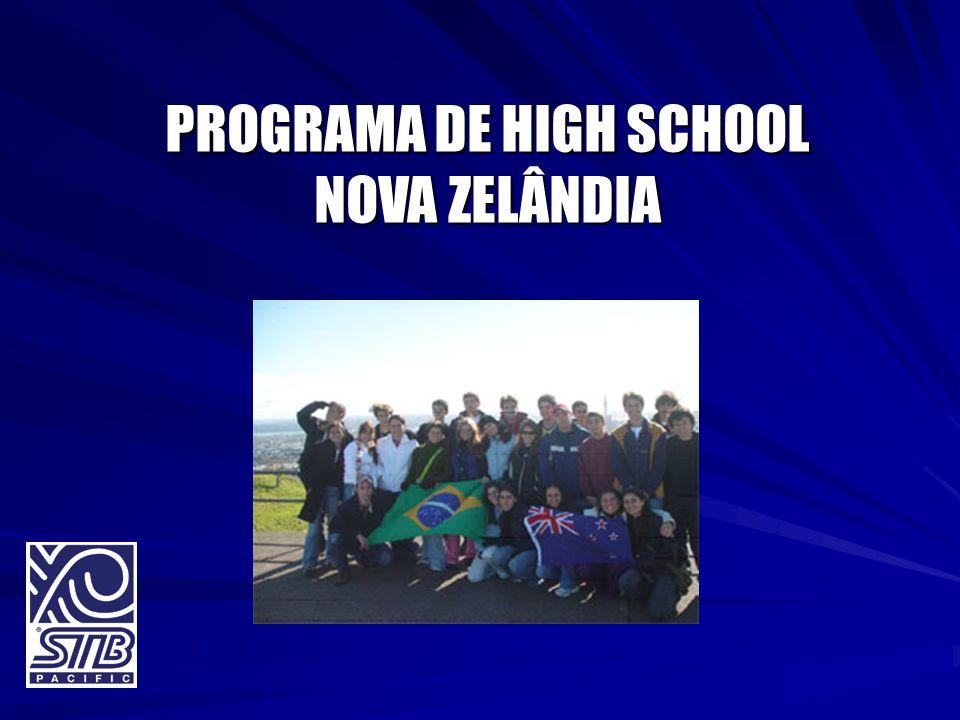 RAZÕES PARA ESTUDAR NA NOVA ZELANDIA Todo ano, mais de 35.000 estudantes estrangeiros escolhem a NZ como destino para estudar.
