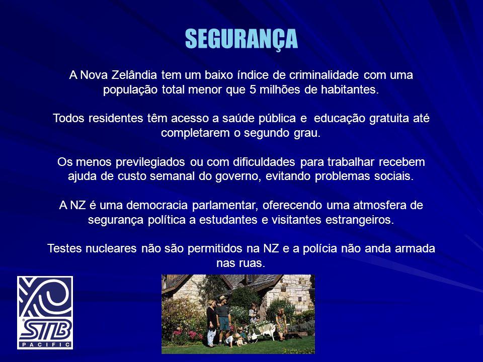 Sistema Educacional - Tipos de Escolas Públicas – representam a maioria no país e são mantidas pelo governo.