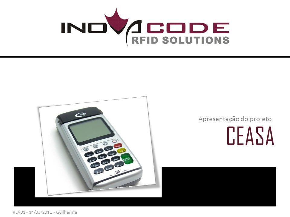 Apresentação do projeto CEASA REV01 - 14/03/2011 - Guilherme