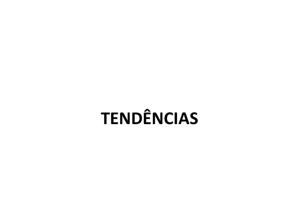 TENDÊNCIAS