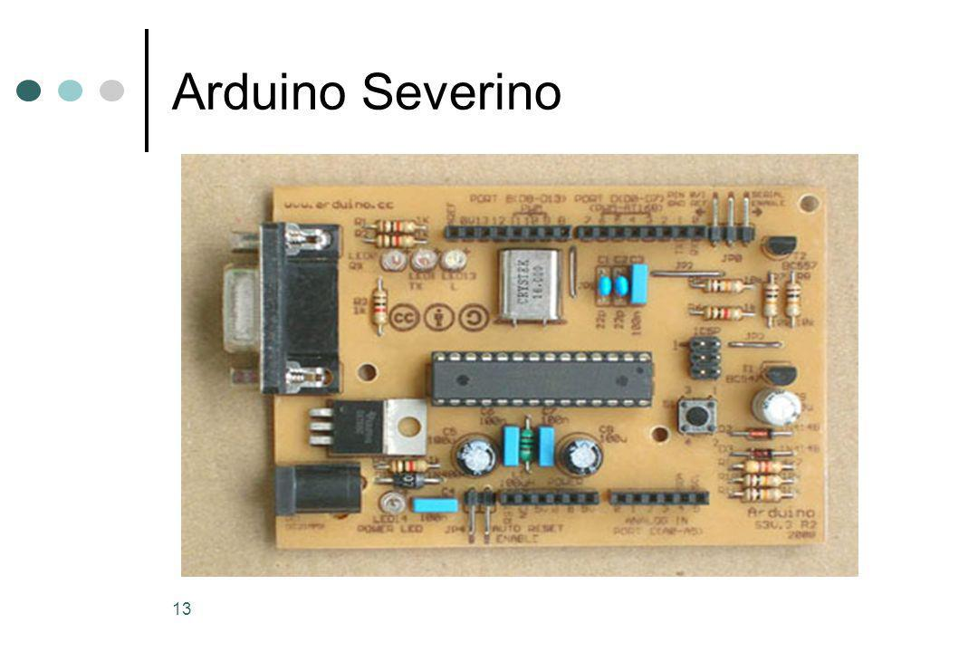 13 Arduino Severino