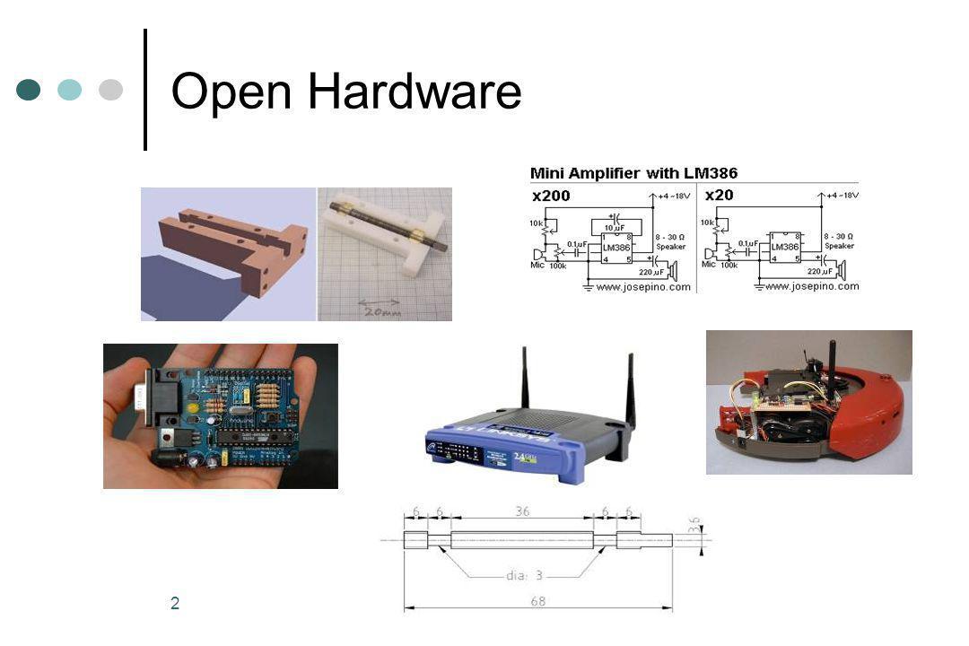 2 Open Hardware