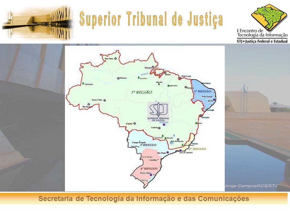 Secretaria de Tecnologia da Informação e das Comunicações