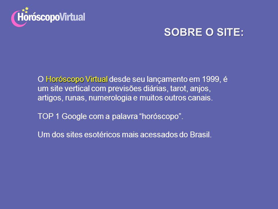 Horóscopo Virtual O Horóscopo Virtual desde seu lançamento em 1999, é um site vertical com previsões diárias, tarot, anjos, artigos, runas, numerologi