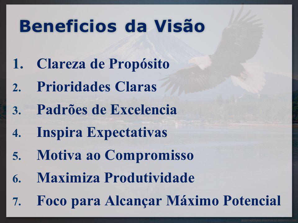 1.Clareza de Propósito 2. Prioridades Claras 3. Padrões de Excelencia 4. Inspira Expectativas 5. Motiva ao Compromisso 6. Maximiza Produtividade 7. Fo
