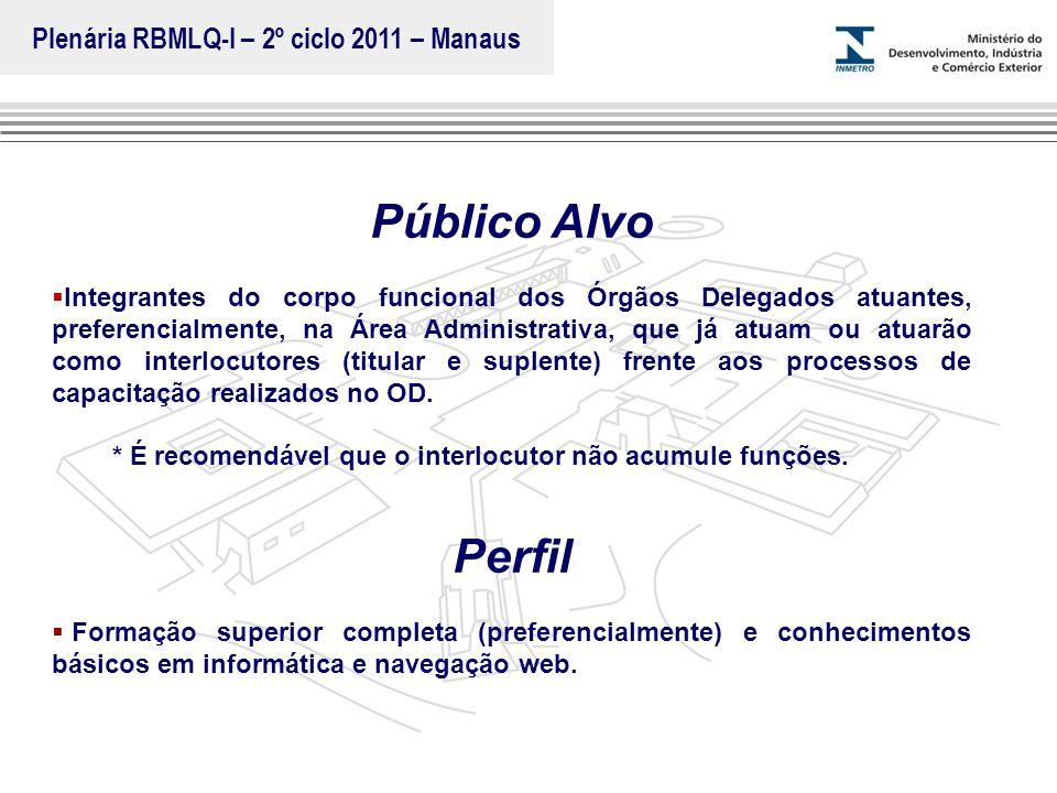 Marca do evento Componentes do Programa 1.Curso de Formação de Interlocutores: evento de capacitação com carga horária de 16 horas, ofertado na modalidade presencial, no Inmetro Campus Xerém (Rio de Janeiro).